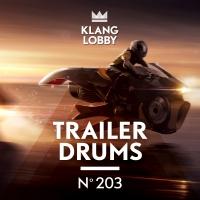 KL203 Trailer Drums